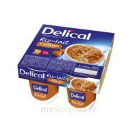 Delical Riz Au Lait Nutriment Caramel Pointe De Sel 4pots/200g à Andernos