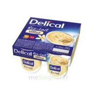 Delical Riz Au Lait Nutriment Vanille 4pots/200g à Andernos