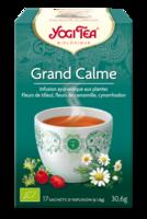 Yogi Tea Tisane Ayurvédique Grand Calme Bio 17 Sachets/1,8g à Andernos