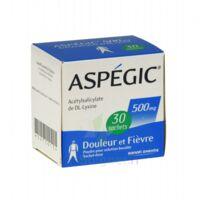 Aspegic 500 Mg, Poudre Pour Solution Buvable En Sachet-dose 30 à Andernos
