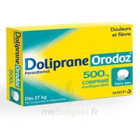 Dolipraneorodoz 500 Mg, Comprimé Orodispersible à Andernos