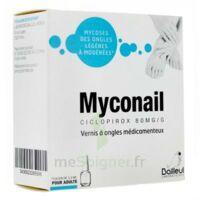 Myconail 80 Mg/g, Vernis à Ongles Médicamenteux à Andernos