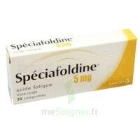 Speciafoldine 5 Mg, Comprimé à Andernos