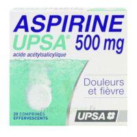 Aspirine Upsa 500 Mg, Comprimé Effervescent à Andernos