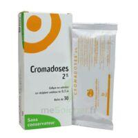 Cromadoses 2 Pour Cent, Collyre En Solution En Récipient Unidose à Andernos