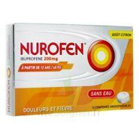 Nurofen 200 Mg, Comprimé Orodispersible à Andernos