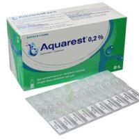 Aquarest 0,2 %, Gel Opthalmique En Récipient Unidose à Andernos