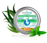 Puressentiel Respiratoire Gommes Menthe-eucalyptus Respiratoire - 45 G à Andernos