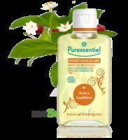 Puressentiel Articulations & Muscles Huile De Massage Bio** Effort Musculaire - Arnica - Gaulthérie - 100 Ml à Andernos