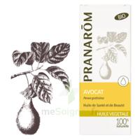 Pranarom Huile Végétale Bio Avocat à Andernos
