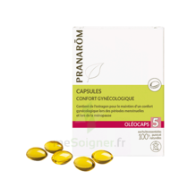 Pranarom Oleocaps 5 Caps Confort Gynécologique & Urinaire à Andernos