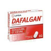 Dafalgan 1000 Mg Comprimés Pelliculés Plq/8 à Andernos