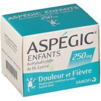 Aspegic Enfants 250, Poudre Pour Solution Buvable En Sachet-dose à Andernos