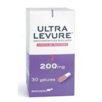 Ultra-levure 200 Mg Gélules Fl/30 à Andernos