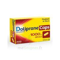 Dolipranecaps 1000 Mg Gélules Plq/8 à Andernos