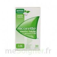 Nicorette 4 Mg Gom à Mâcher Médic Sans Sucre Menthe Fraîche Plq/30gom à Andernos