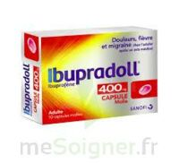 Ibupradoll 400 Mg Caps Molle Plq/10 à Andernos