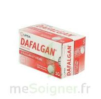 Dafalgan 1000 Mg Comprimés Effervescents B/8 à Andernos