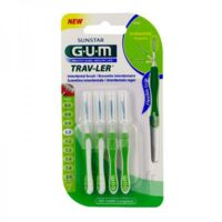 Gum Trav - Ler, 1,1 Mm, Manche Vert , Blister 4 à Andernos