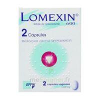 Lomexin 600 Mg Caps Molle Vaginale Plq/2 à Andernos