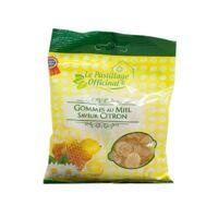 Le Pastillage Officinal Gomme Miel Citron Sachet/100g à Andernos