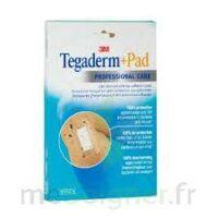 Tegaderm + Pad, 5 Cm X 7 Cm , Bt 10 à Andernos