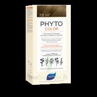 Phytocolor Kit Coloration Permanente 7.3 Blond Doré à Andernos