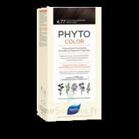 Phytocolor Kit Coloration Permanente 4.77 Châtain Marron Profond à Andernos