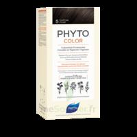 Phytocolor Kit Coloration Permanente 5 Châtain Clair à Andernos