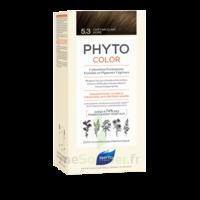 Phytocolor Kit Coloration Permanente 5.3 Châtain Clair Doré à Andernos