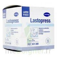 Lastopress® Bande De Compression Cohésive 7 Cm X 3 Mètres - Coloris Blanc à Andernos