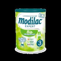 Modilac Expert Bio 3 Lait Poudre B/800g à Andernos