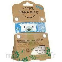 Para'kito Kids Bracelet Répulsif Anti-moustique Polar Bear à Andernos