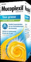 Mucoplexil 5 % Sirop édulcoré à La Saccharine Sodique Sans Sucre Adulte Fl/250ml à Andernos