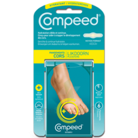 Compeed Soin Du Pied Pansements Hydratant Cors B/6 à Andernos