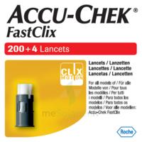 Accu-chek Fastclix Lancettes B/204 à Andernos