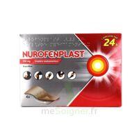 Nurofenplast 200 Mg Emplâtre Médic 4sach à Andernos