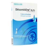 Desomedine 0,1 % Collyre Sol 10fl/0,6ml à Andernos