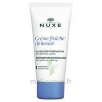 Crème Fraiche® De Beauté - Masque Hydratant 48h Et Anti-pollution50ml à Andernos