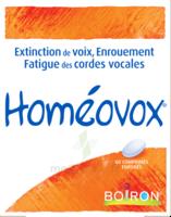 Boiron Homéovox Comprimés à Andernos