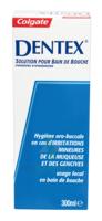 Dentex Solution Pour Bain Bouche Fl/300ml à Andernos