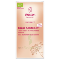Weleda Tisane Allaitement 2x20g à Andernos