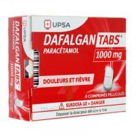Dafalgantabs 1 G Cpr Pell Plq/8 à Andernos
