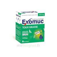 Exomuc 200 Mg, Granulés Pour Usage Oral En Sachet 15 Sachets/2g à Andernos