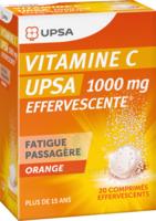 Vitamine C Upsa Effervescente 1000 Mg, Comprimé Effervescent à Andernos