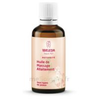 Weleda Huile De Massage Allaitement 50ml à Andernos