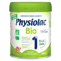 Physiolac Bio 1 Lait En Poudre B/800g à Andernos