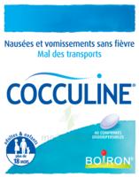 Boiron Cocculine Comprimés Orodispersibles B/40 à Andernos